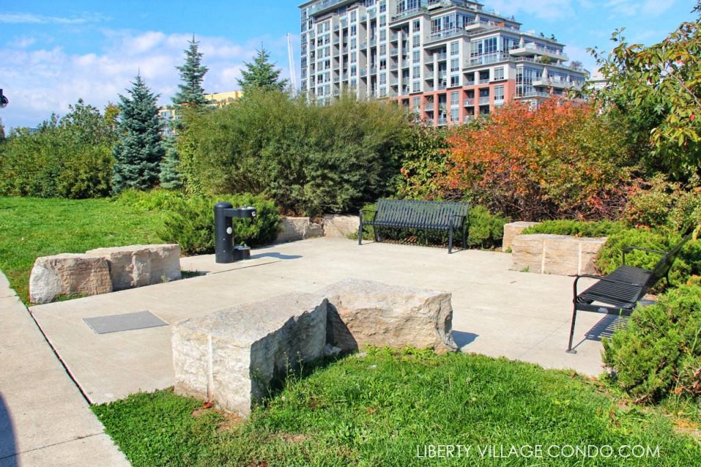 Dog Park Liberty Village