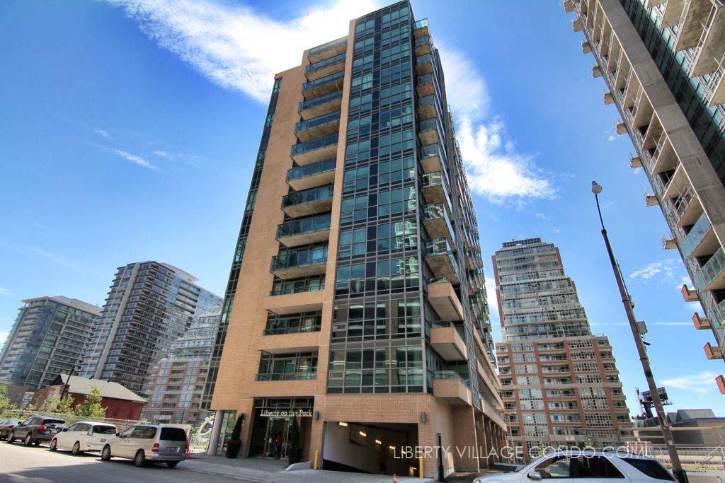 69 Lynn Williams St - Liberty on the Park condo building