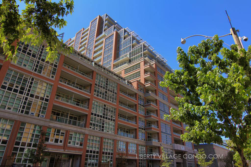 e14778fd7 King West Condominiums at 85 East Liberty St