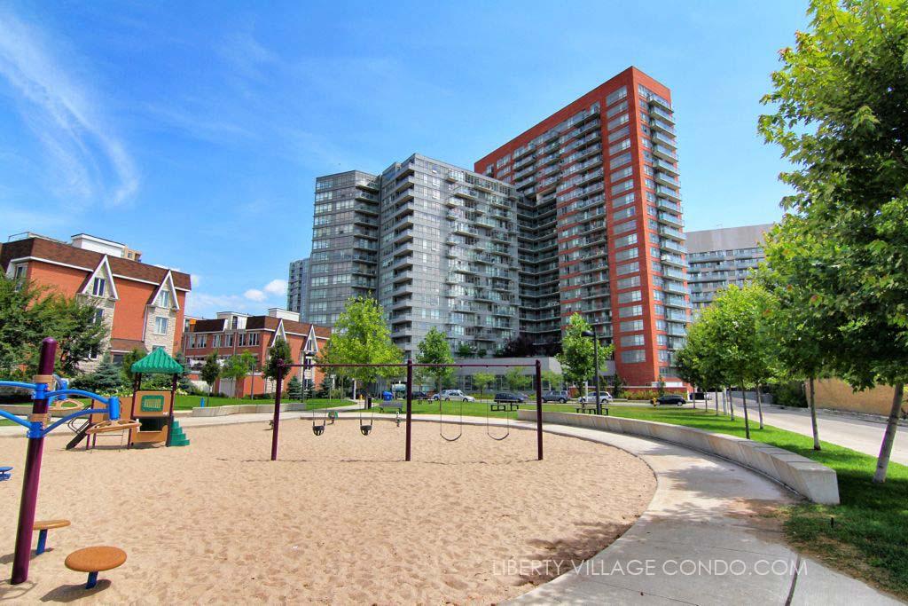 RitaCoxPark playground
