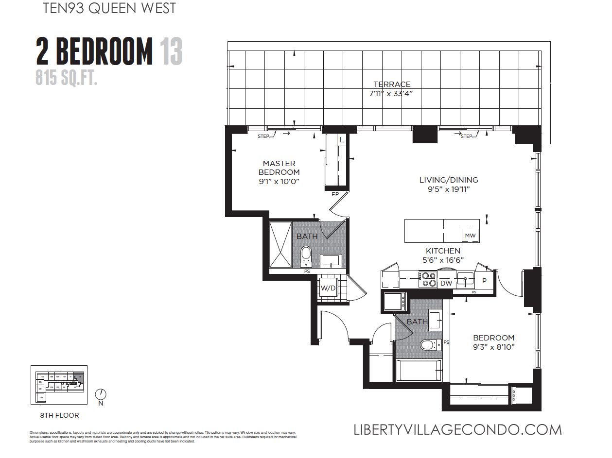 28 2 Bedroom Condo Floor Plans Condo Launch