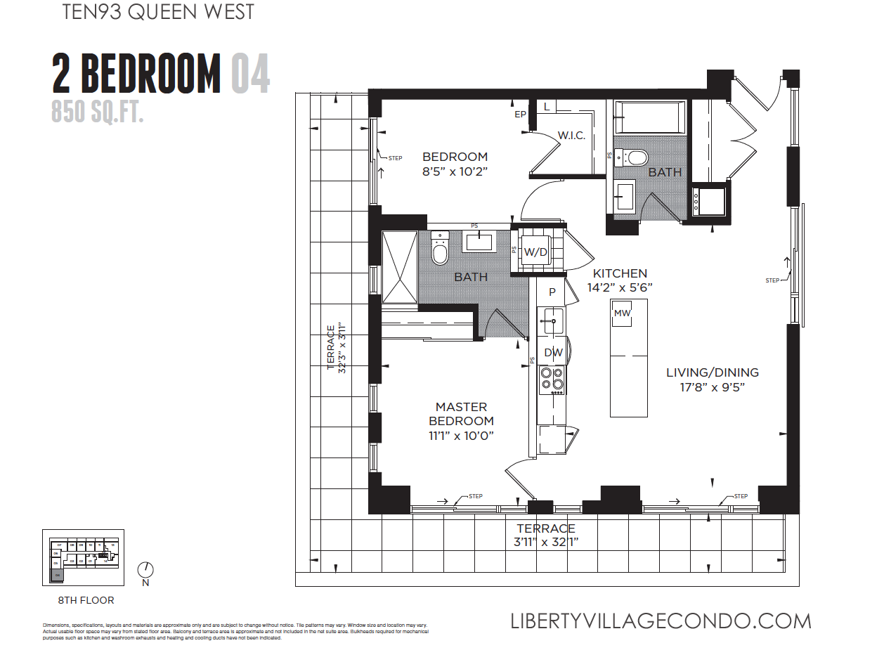 2 Bedroom Condo Floor Plans Flamingo Valley Floor Plans