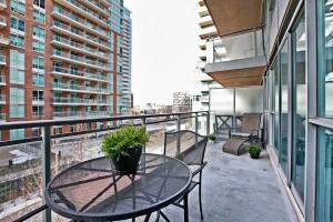 80 Western Battery Rd 221 Balcony