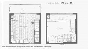 80 Western Battery Rd 221 Floor Plan