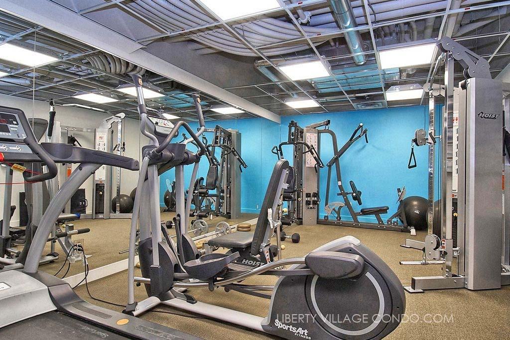 150 Sudbury St gym