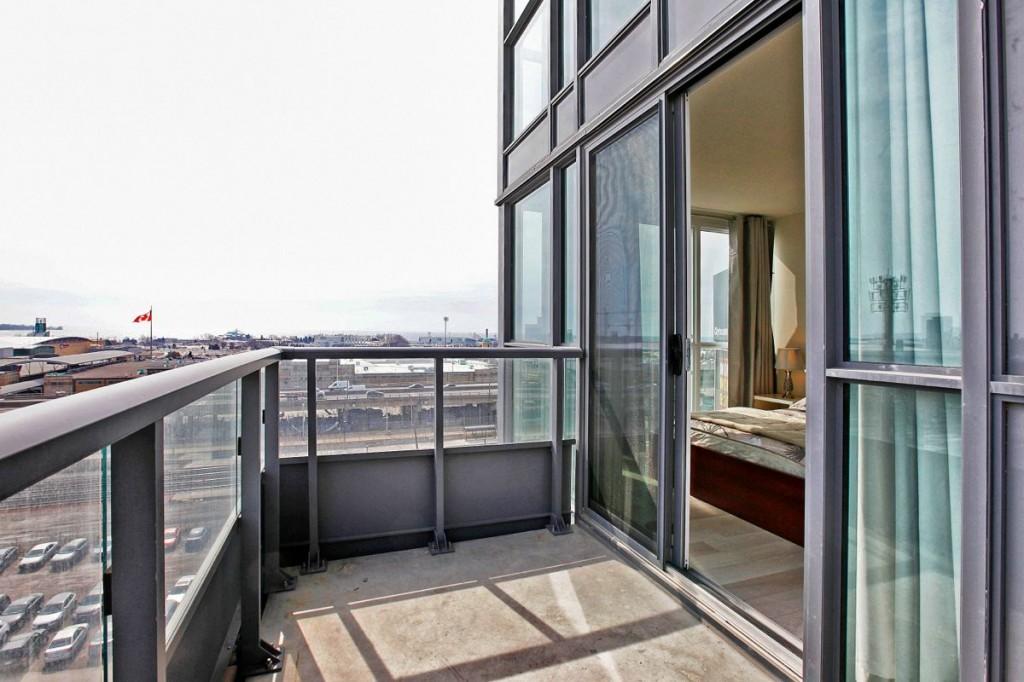 5 Hanna Ave 639 2nd Bedroom Balcony 2