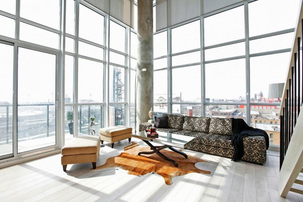 5 Hanna Ave 639 Living Room 3