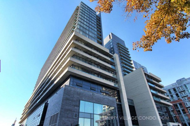 Edge Condos are near Liberty Village and West Queen West
