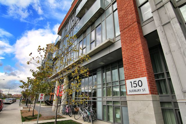 150 Sudbury St exterior