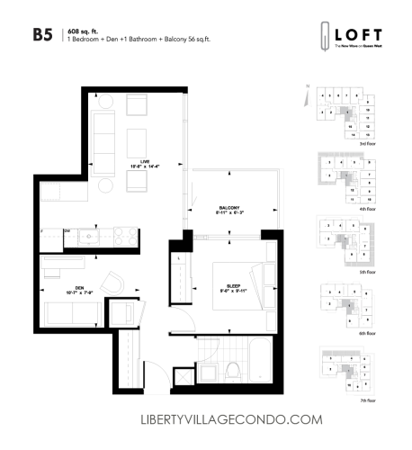 Q-Loft-floor-plan-1-bedroom+den-608-sq-ft-B5