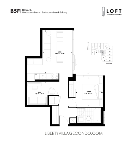 Q-Loft-floor-plan-1-bedroom+den-608-sq-ft-B5F