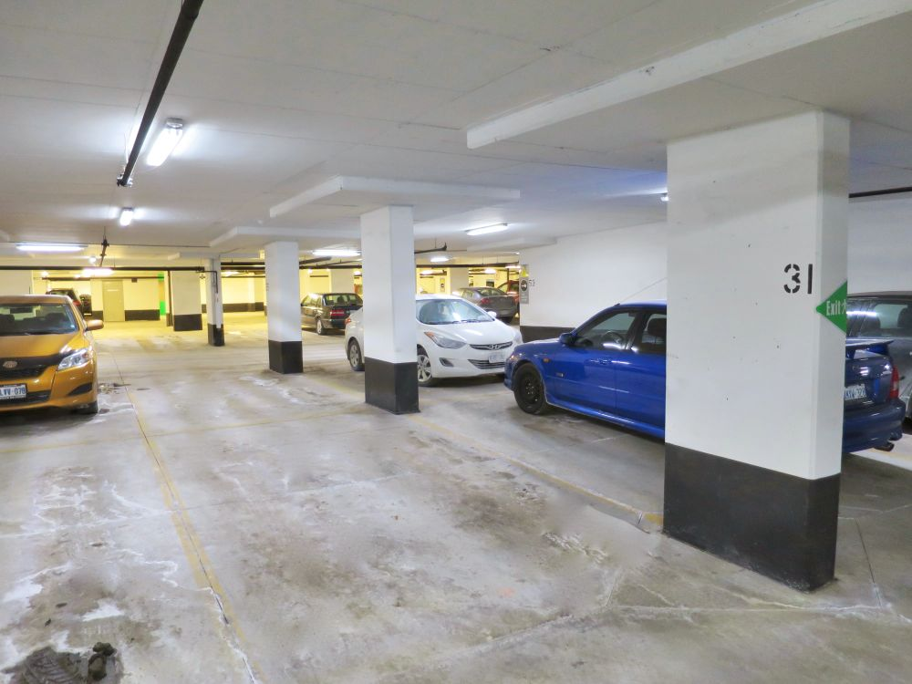 150 Sudbury 1605 owned parking space